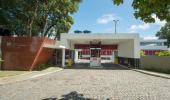 Foto da fachada do Instituto Gonçalo Moniz (Fiocruz Bahia)
